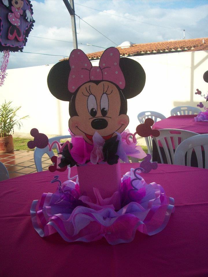 Cotillón Infantil Mickey Feliz Cumpleaños Decoración Fiesta Minnie Mouse EMPAVESADO