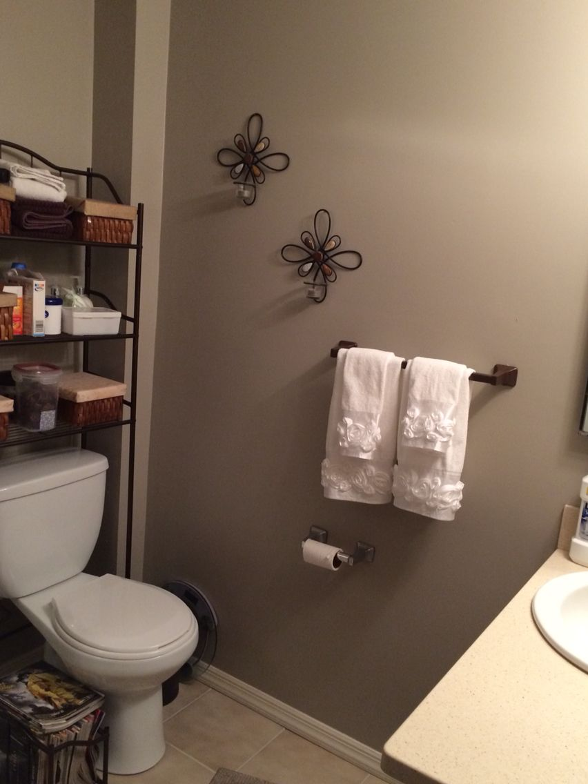 Perfect Taupe Behr Paint In The Bathroom Without Window Perfect