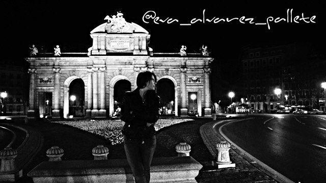 Puerta de Alcalá  #eatforabs #igers #puertadealcala #madrid #travel #tapas #tapasbar #colegas #spain #toledo #elescorial #navacerrada #sierranevada #barsa #realmadrid  #flamenco #txistu #corteingles #invierno #manoteras #tripadvisor #travelcouple #love #blessed #blessing  #soulfitlife #savetheplanet #fitness #picoftheday #madrileñosporelmundo