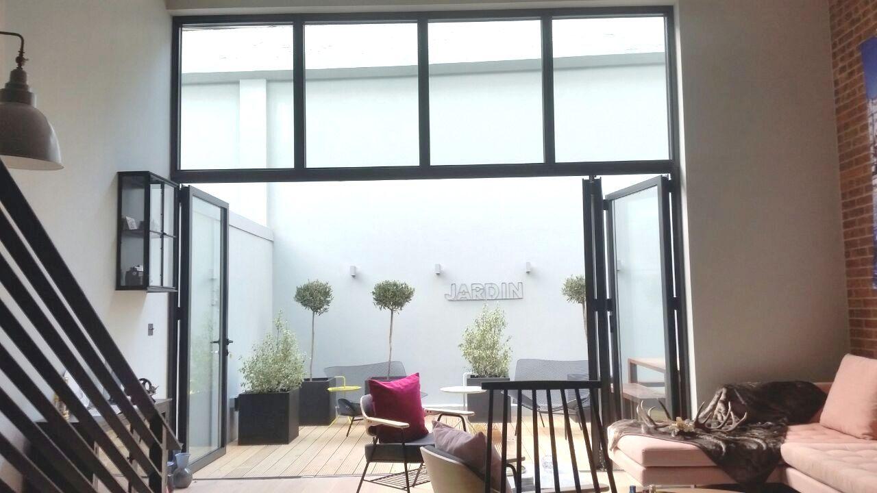 Schucouk Impressive Installation Using Innovative Schuco Doors