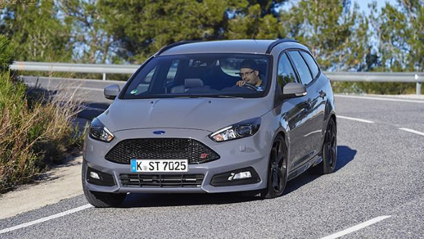 First Drive Ford Focus 2 0 Tdci 185 St 2 5dr Ford Focus Ford