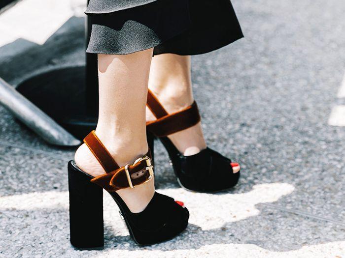 The Prettiest Comfortable High Heels