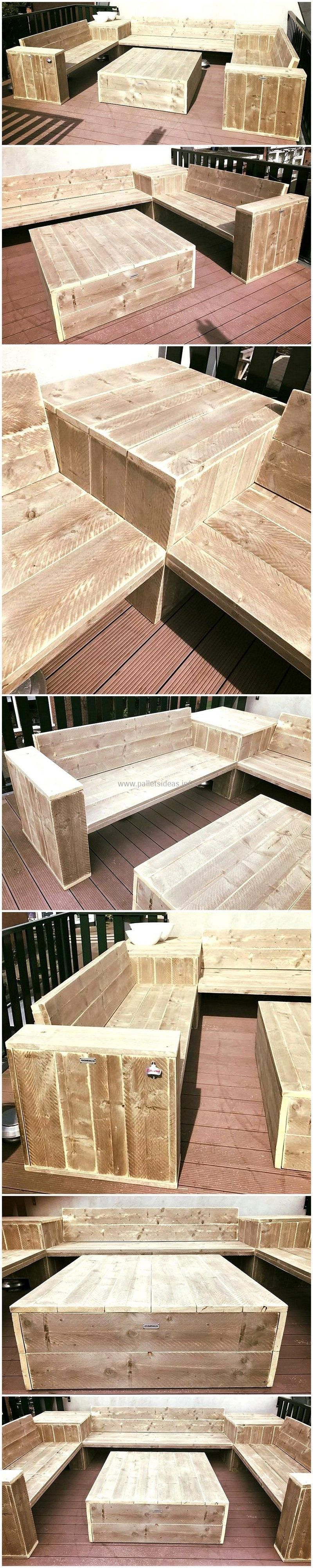 Now Reshape The Old Shipping Pallet Wood Of Your House