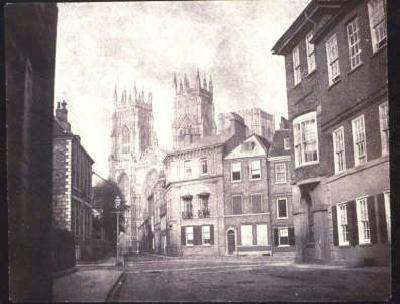 holy trinity church, Bishop's Road, Paddington, London, William Henry Fox Talbot 1845