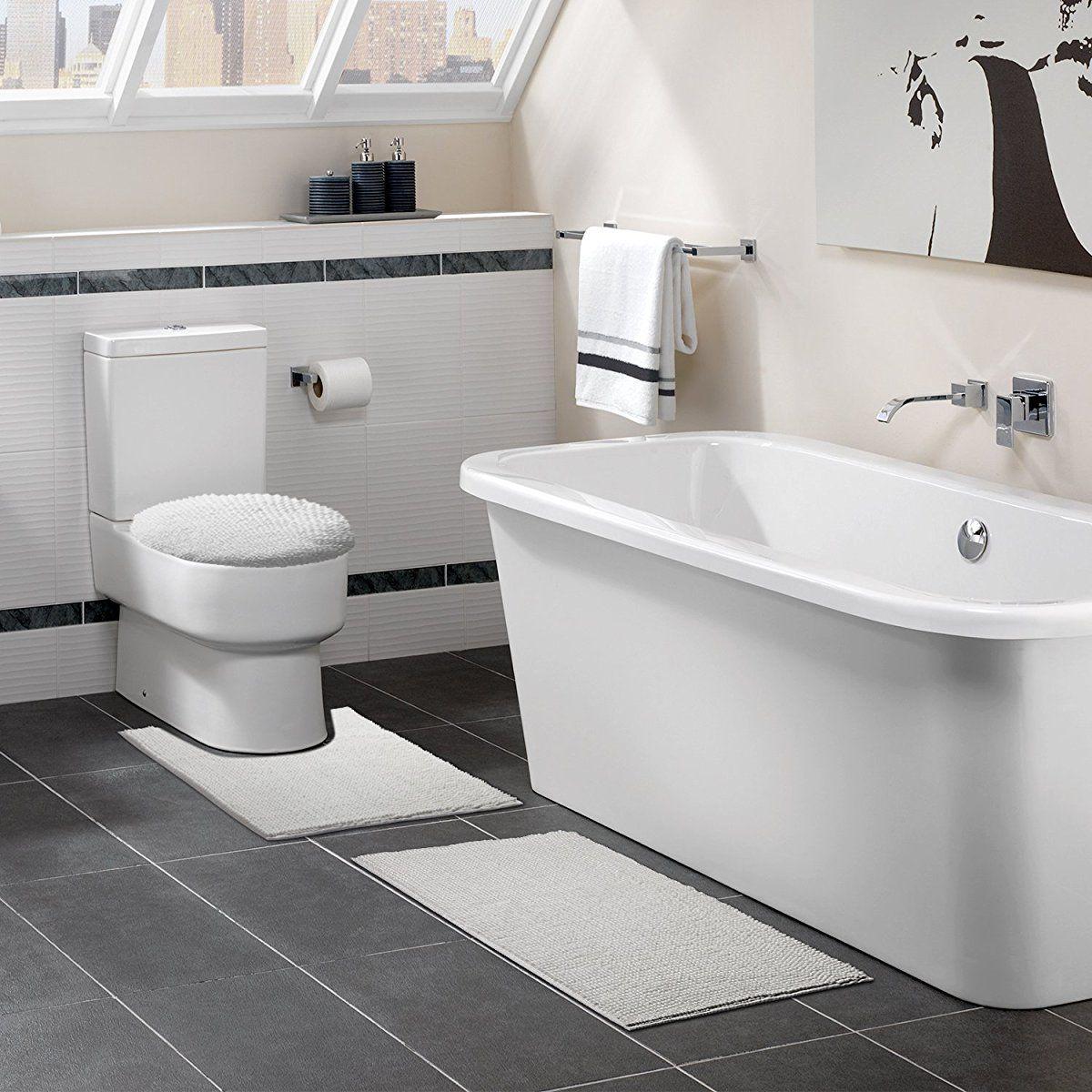 Toilet Rug White Toilet Rug Bathroom Rugs Rugs