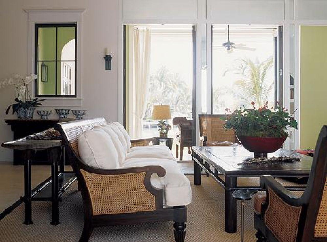 Pin Von Terry L Auf All Asian Pinterest - Kolonial wohnzimmer