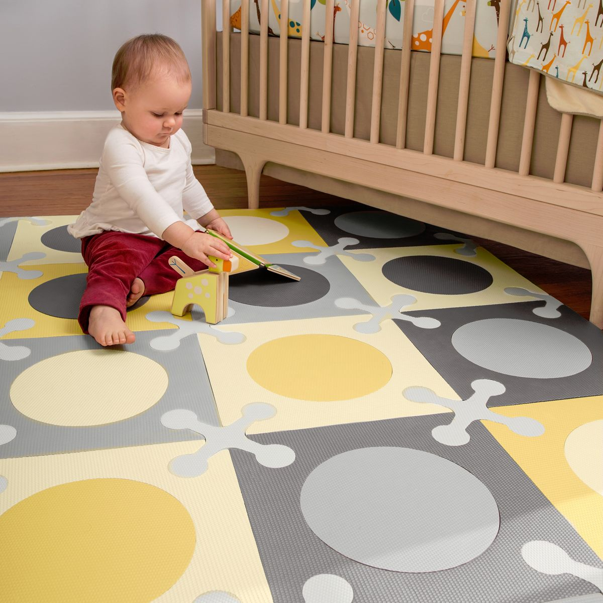 Skip Hop Playspot Interlocking Foam