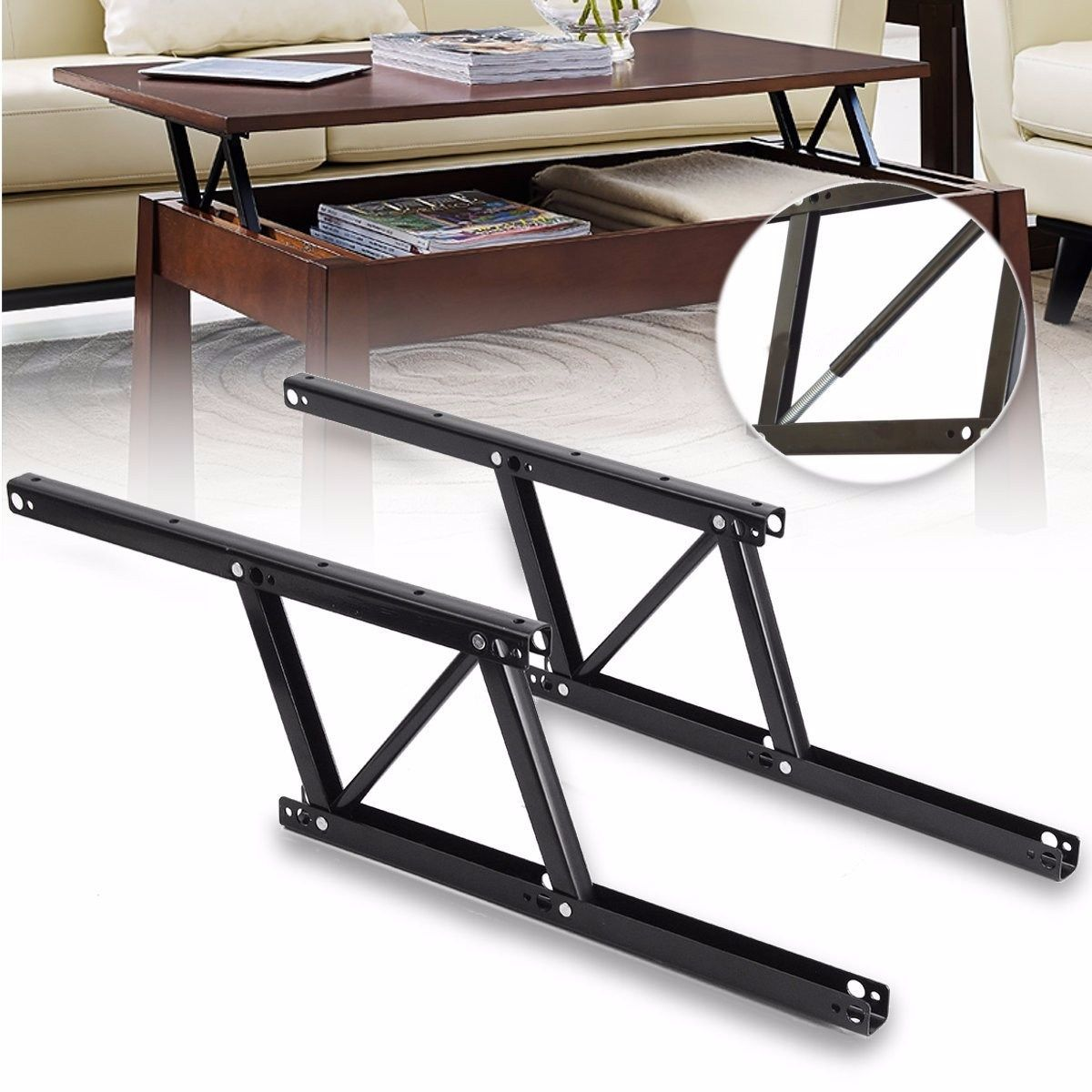- 40+ Creative DIY Coffee Table Ideas You Can Build Yourself (mit