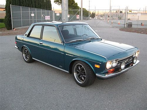 1972 Datsun 510 For Sale Front Datsun 510 Datsun Car Datsun