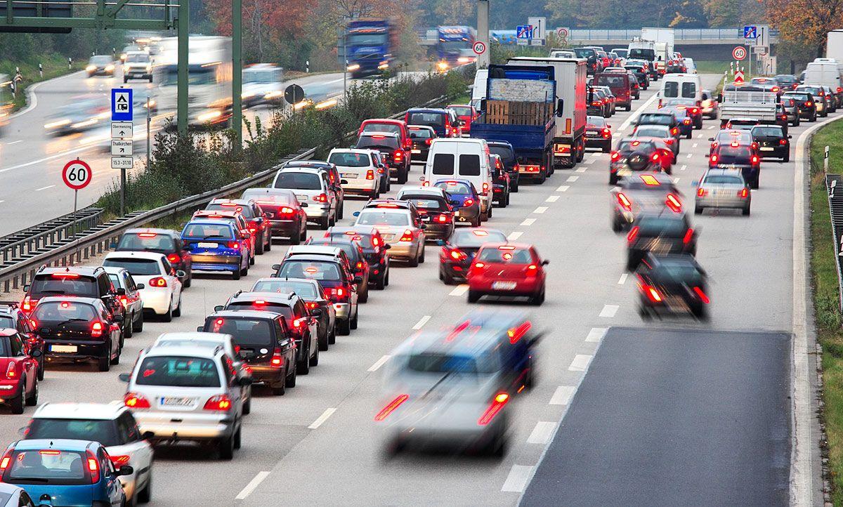 Aktuelle Verkehr