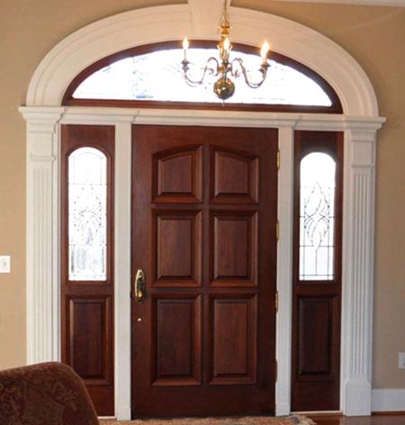 model pintu depan rumah minimalis terbaru - bebbyzone