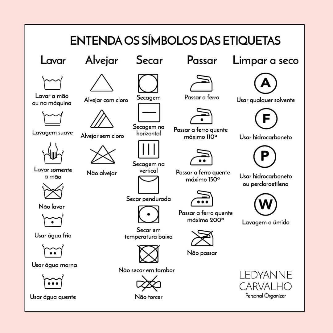 Pin Em Dicas De Organizacao
