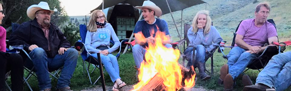Silver Spur Ranch Camp Fire Livin'
