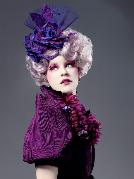 Elizabeth Banks as Effie Trinket, The Hunger Games (2012)