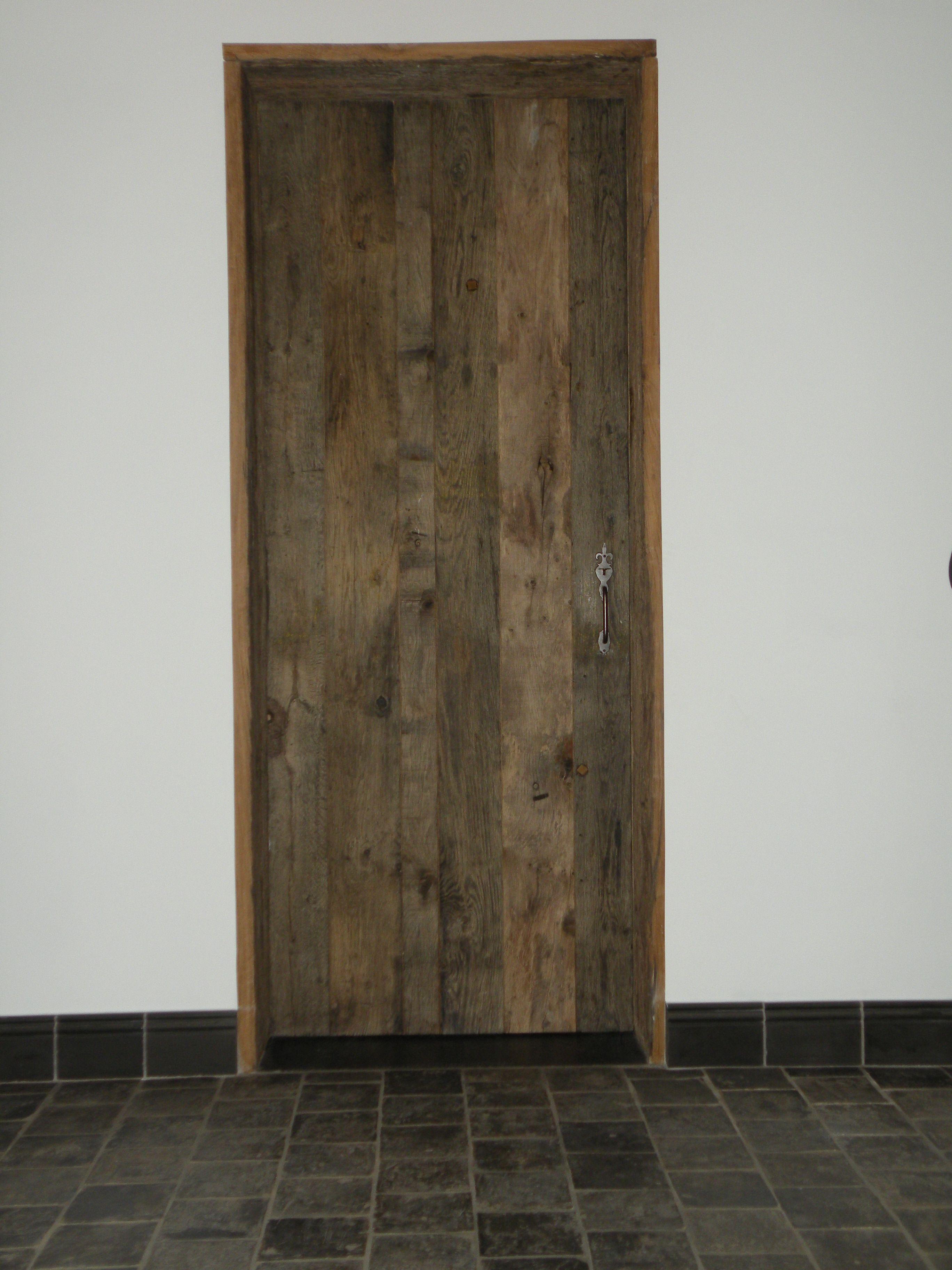 houten binnendeuren uit wagonhout ideeà n voor het huis