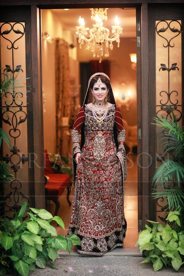 Latest Bridal Barat Wedding Dresses Trends 2016 2017
