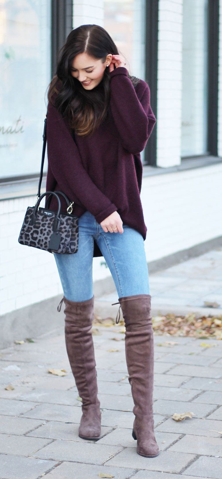The best pair of flat over the knee boots (With images