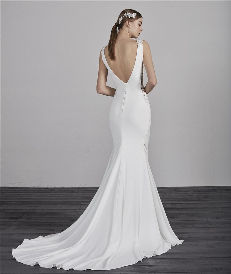 Estima Couture Bridal Miami Pronovias Wedding Dress Wedding Dresses Lace Bridal Dresses