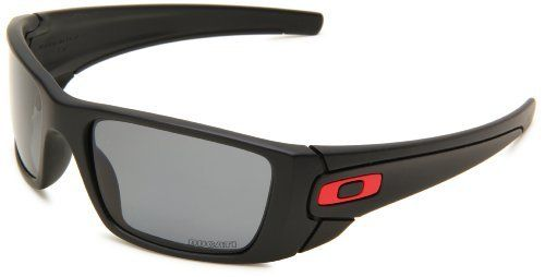 0a87fb8a36 Oakley Mens Fuel Cell OO9096-44 Polarized Square Sunglasses