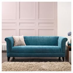 Millie Large Fabric Sofa Mink From Our Sofas Range