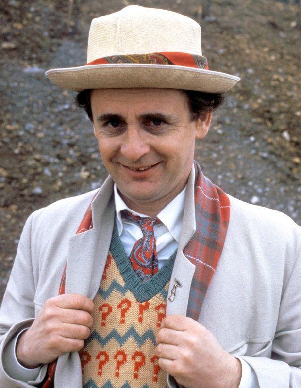 Nyy'xai Sylvester McCoy - Actor (Dr  Who)  7th Doctor Who