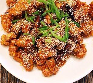 General Tso S Chicken 左宗棠雞 Recipe With Images Chicken