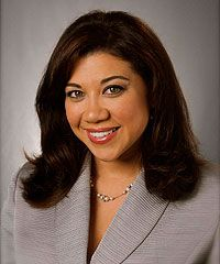 Bianca Martinez    a WTKR News Anchor and NAVY WIFE   and