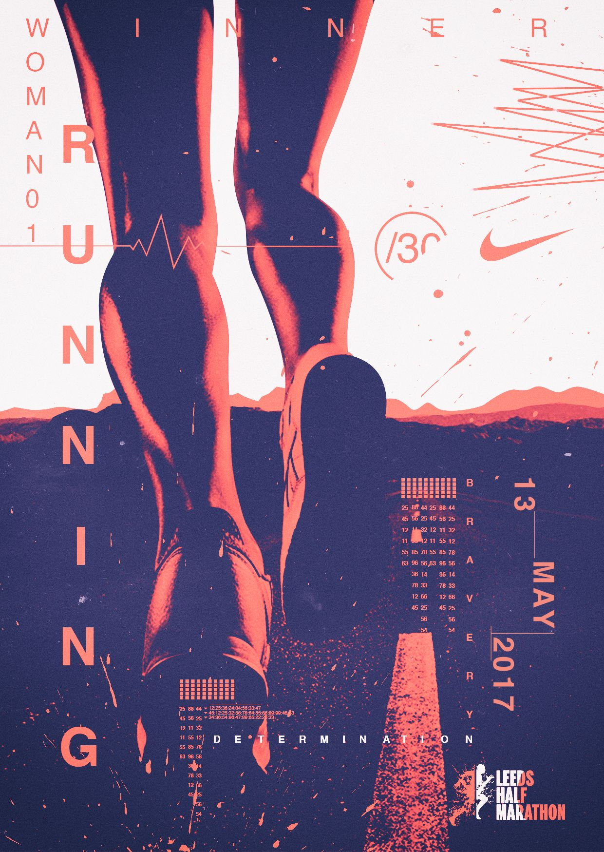 poster marathon / nike | athletics art | pinterest | design, graphic