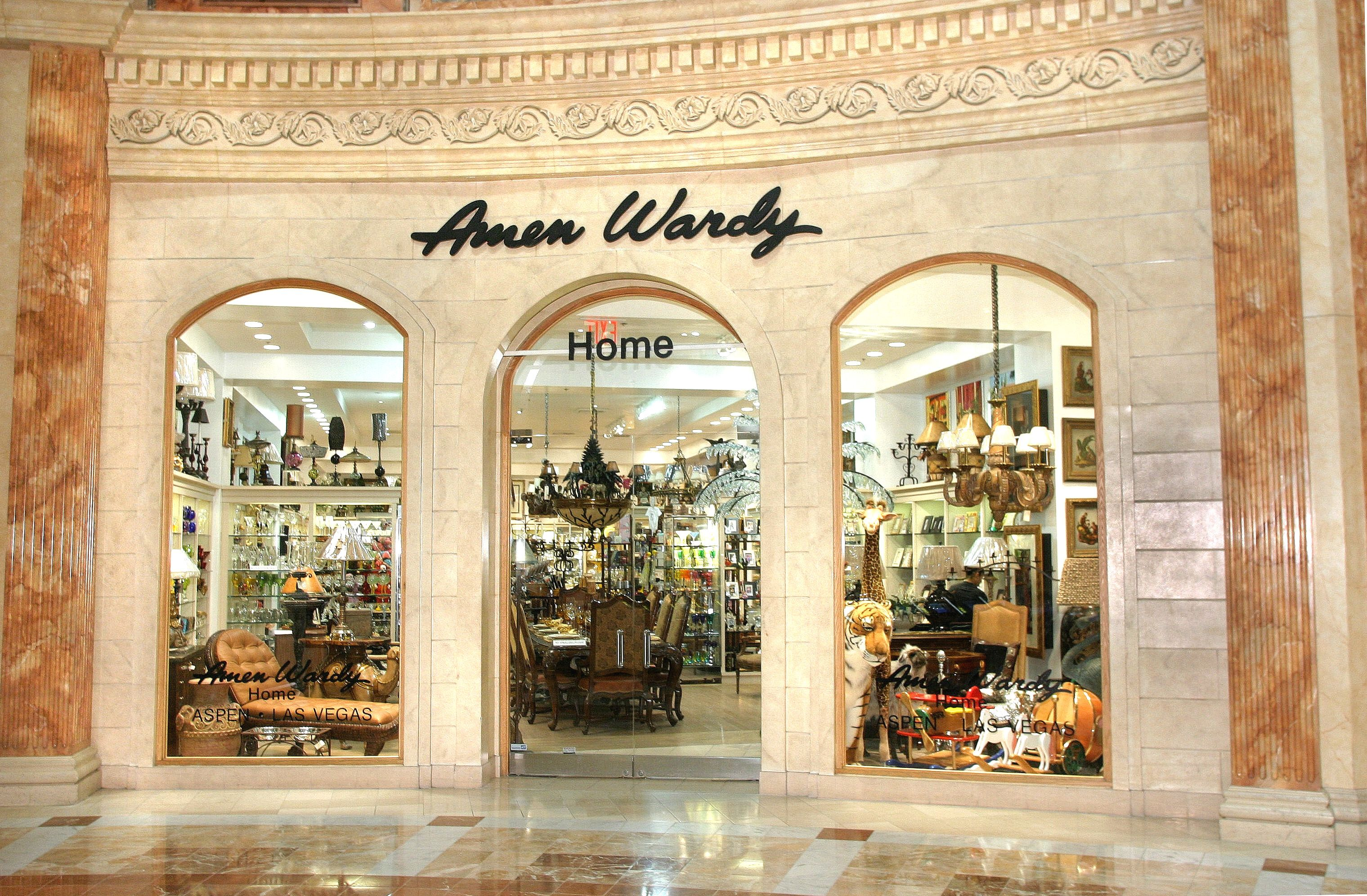 Amen Wardy amen wardy circa 2004 #theforumshops #amenwardy | 20 years at the