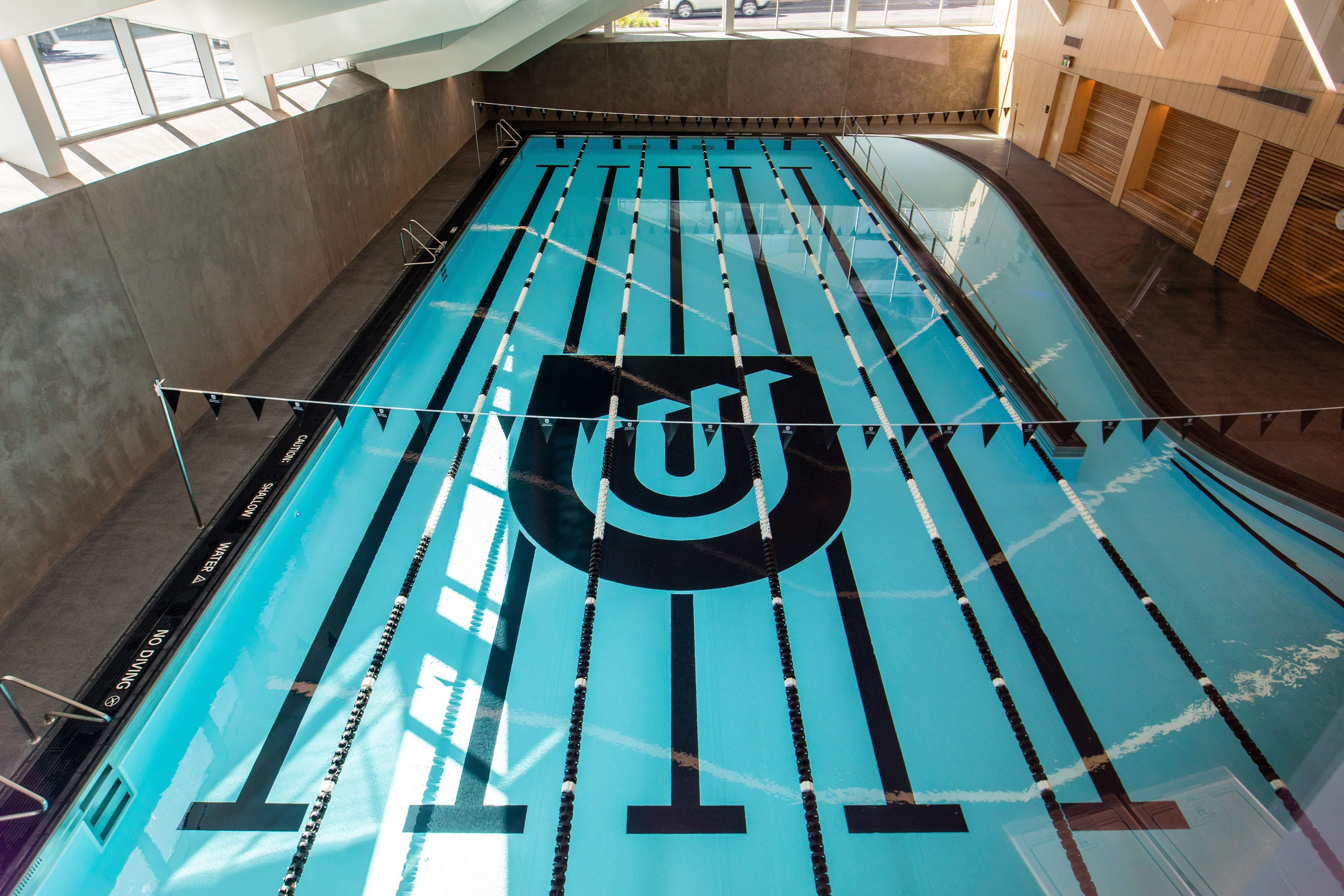 Lap Pool At Unisa Pridham Hall Building A Pool Pool Pool Environment
