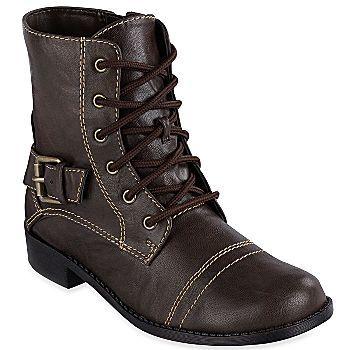 d957a91e416a Arizona® Cece Girls Boots   girls (size 3½-6)   kids shoes ...