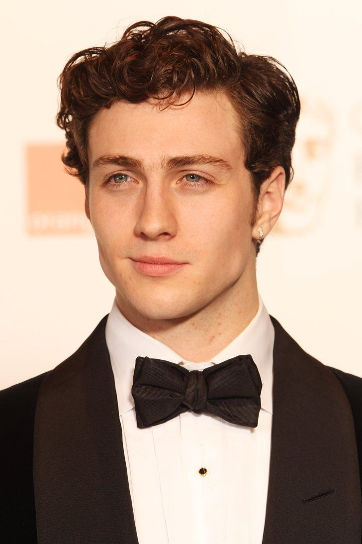 Aaron Taylor-Johnson W...