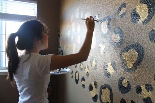 Imagen De Paint And Wall Pinturas De Pared Decorar Paredes Decoraciones Para Fiesta En Casa