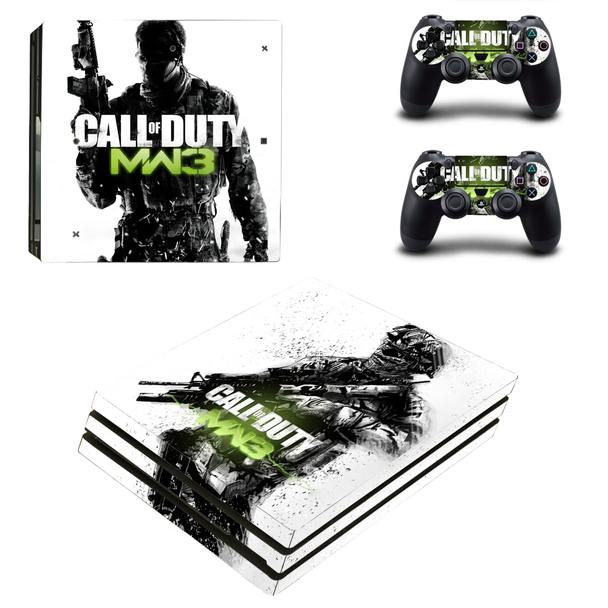 Call Of Duty Modern Warfare 3 Cool Poster PS4 Pro Skin