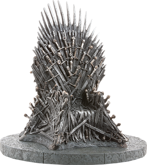 Iron Throne 7 Replica Sideshow Collectibles Ukrasheniya Dlya Doma