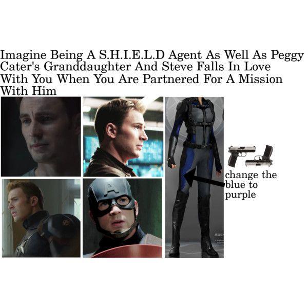 Imagine Being A S H I E L D Agent As Well As Peggy Carter's