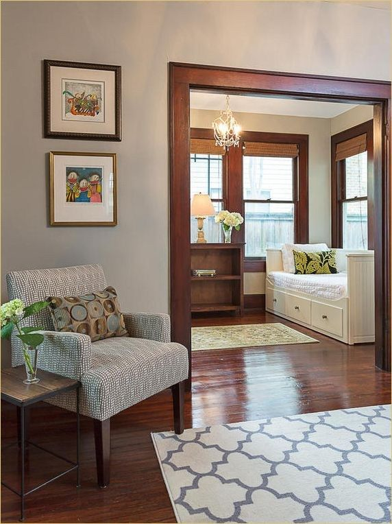 40 Stylish Paint Colors for Living Room with Oak Trim Ideas - DecoRecord #livingroomideas