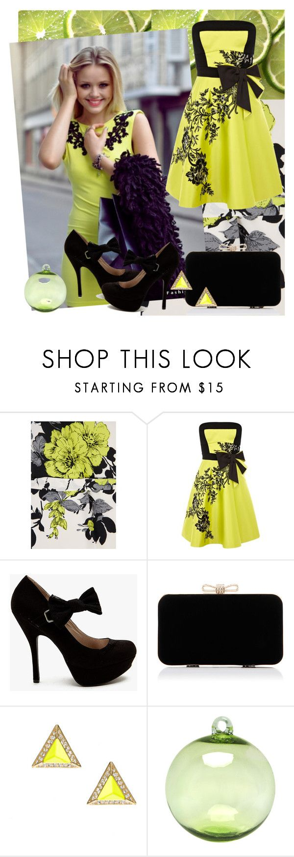 """Untitled #667"" by helenaki65 ❤ liked on Polyvore featuring Wallis, Karen Millen, Forever New and Love Rocks"