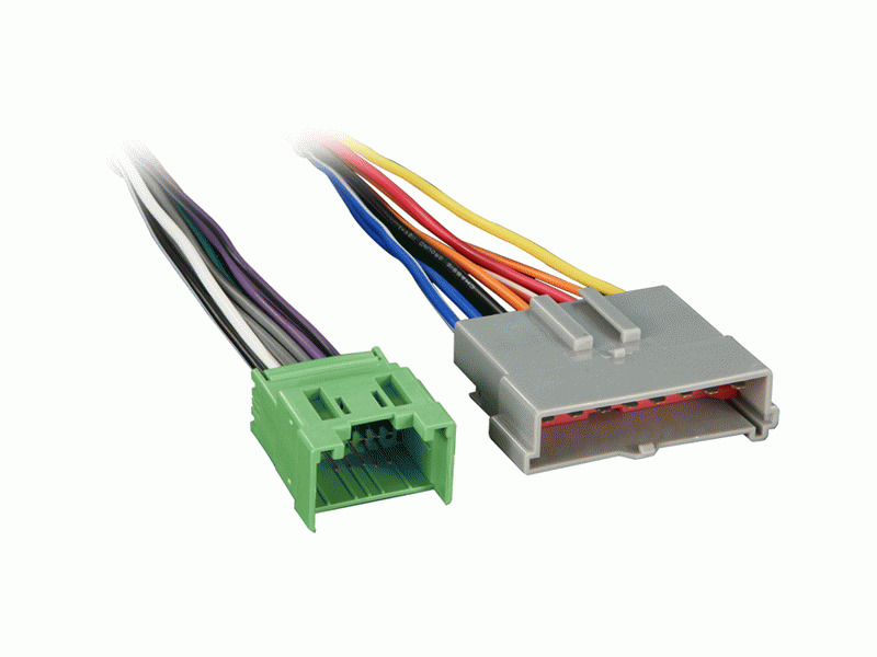 Metra Car Audio Wiring Harnesses #ebay #Consumer Electronics | Ford ...
