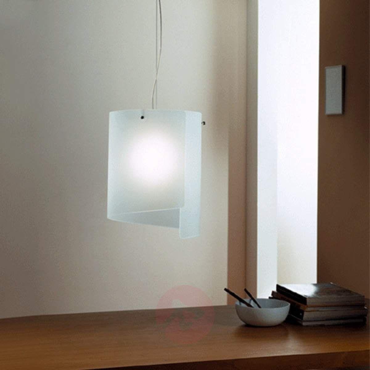 Atrakcyjna Lampa Wisząca Papiro Satynowa W 2019 Lampy
