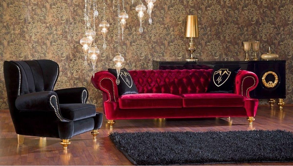 Luks Klasik Moda Koltuk Takimi Mobilya Fikirleri Yatak Odasi Mobilya Takimlari Koltuklar