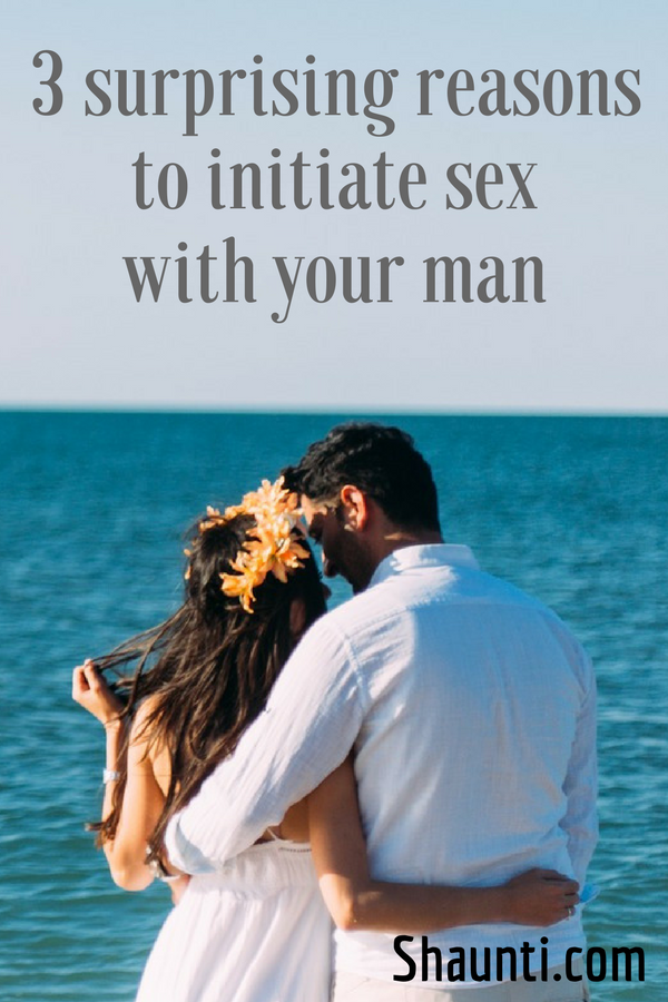 Who should initiate sex in marriage