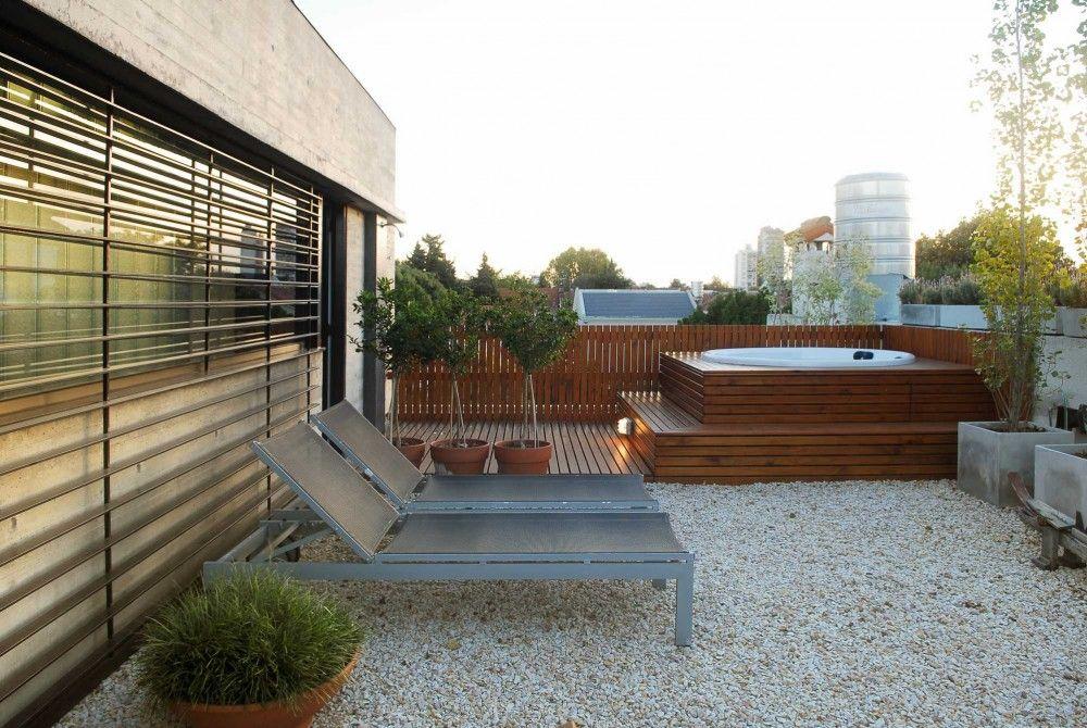Planta Baja Rooftop Solar Buenos Aires Yard Decorations Door Prizes
