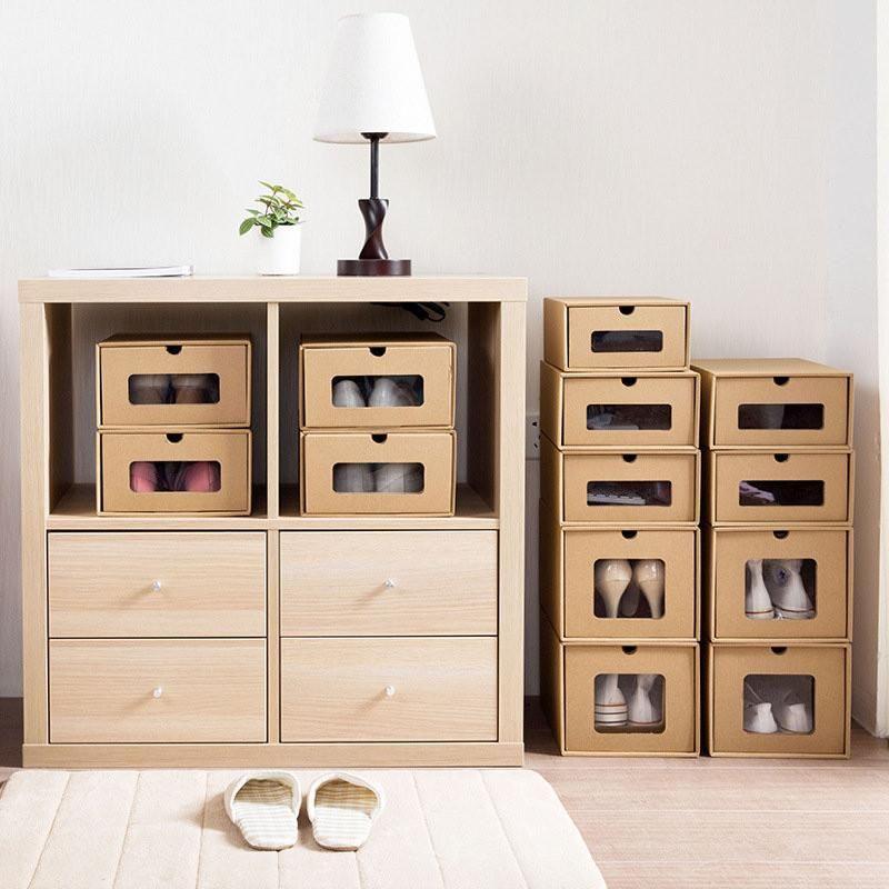 10 idées pour ranger ses chaussures dans un petit espace en 2020 | Intérieur moderne de cuisine ...