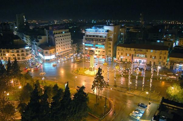 Homs over a year ago. Sadly, the sight has completely changed because of continuous bombardment on the city.
