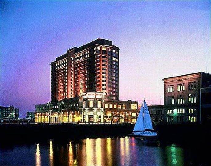 Seaport Boston Hotel In Ma Closest Indoor Parking To The Festival
