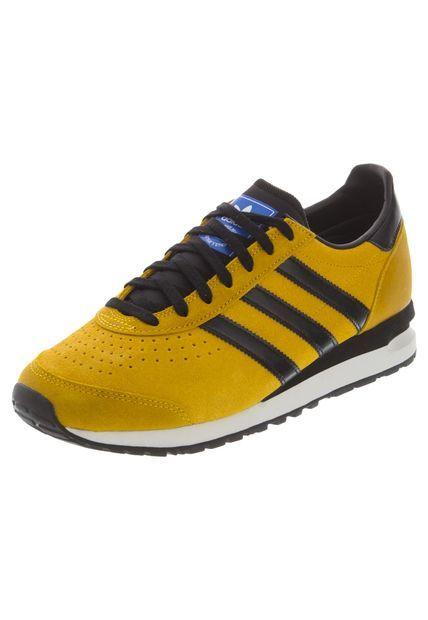 dieta gemelo Sala  Lifestyle adidas Marathon 85 Amariilo Mostaza-Gris | Zapatillas hombre  moda, Zapatos addidas, Zapatos para niñas