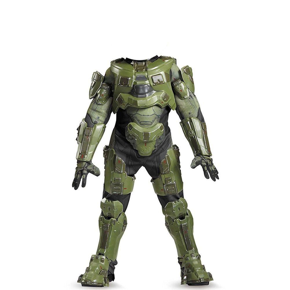 Master Chief Ultra Prestige Microsoft HALO Boys Child CostumeDisguise 97551