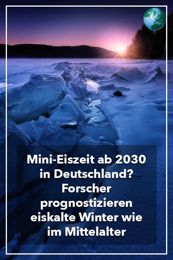 Mini Eiszeit 2030