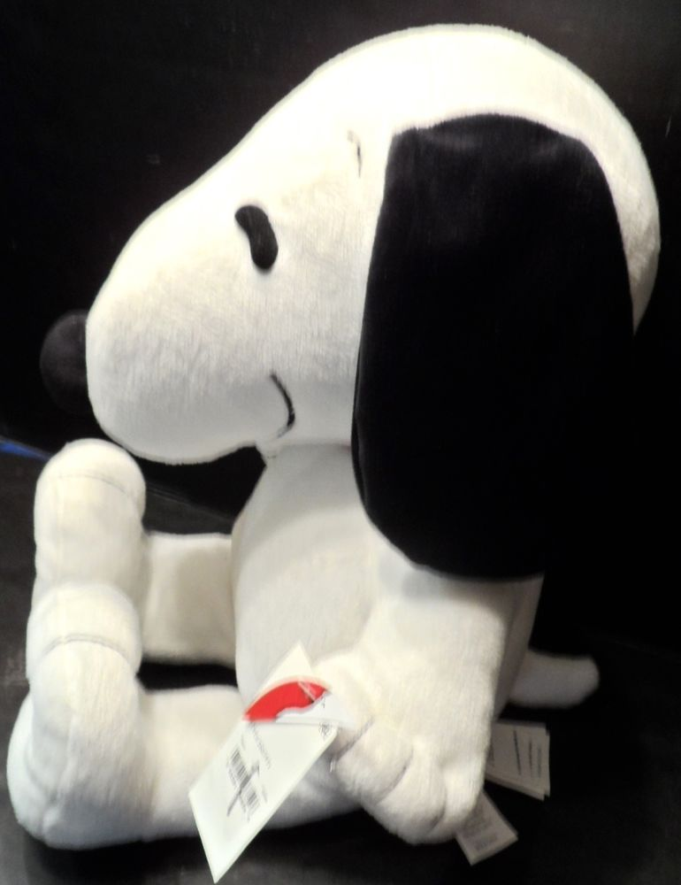29 98 Plush Snoopy Stuffed Animal Novelty Character Toy From